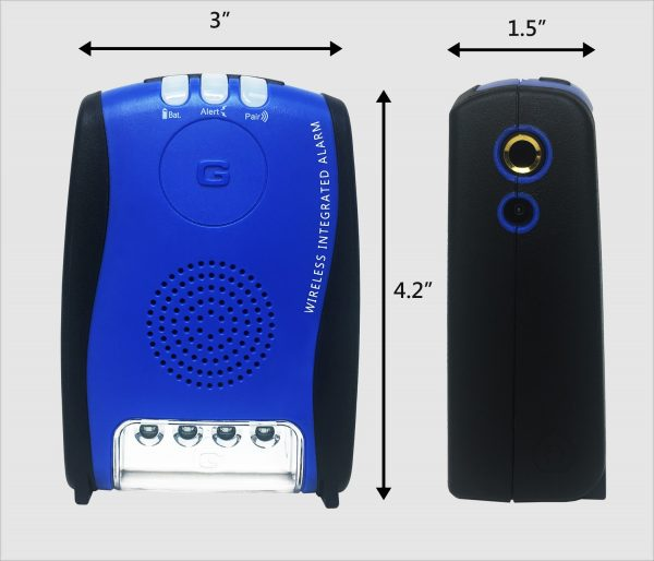 Wireless Integrated Alarm