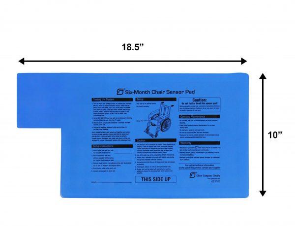 Chair Pad Wireless Measurements